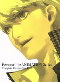 【中古】 Persona4 the ANIMATION Series Complete Blu−ray Disc BOX(完全生産限定版)(Blu−ray Di 【中古】afb