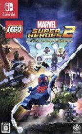 【中古】 LEGO マーベル スーパー・ヒーローズ2 ザ・ゲーム /NintendoSwitch 【中古】afb