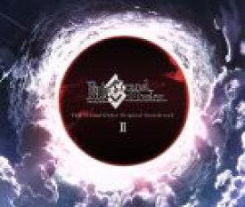 【中古】 Fate/Grand Order Original Soundtrack II /(ゲーム・ミュージック),芳賀敬太(音楽),ROUND TABLE fe 【中古】afb