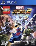 【中古】 LEGO マーベル スーパー・ヒーローズ2 ザ・ゲーム /PS4 【中古】afb