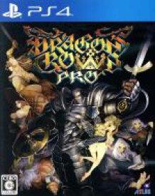 【中古】 ドラゴンズクラウン・プロ /PS4 【中古】afb