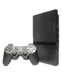 【中古】 【箱説なし】PlayStation2:チャコール・ブラック(SCPH70000CB) /本体 【中古】afb