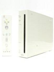 【中古】 【箱説なし】Wii:シロ(リモコンプラス同梱) /本体 【中古】afb