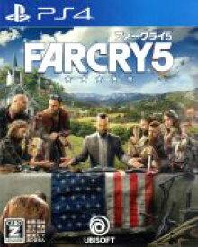 【中古】 ファークライ5 /PS4 【中古】afb