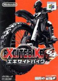 【中古】 エキサイトバイク64 /NINTENDO64 【中古】afb
