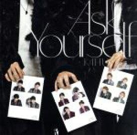 【中古】 Ask Yourself(初回限定盤)(DVD付) /KAT−TUN 【中古】afb
