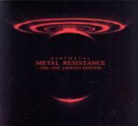 【中古】 METAL RESISTANCE−THE ONE LIMITED EDITION−(CD+Blu−ray Disc) /BABYMETAL 【中古】afb