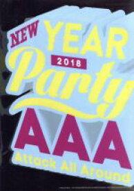 【中古】 AAA NEW YEAR PARTY 2018(Blu−ray Disc) /AAA 【中古】afb
