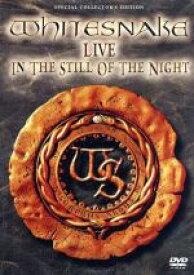 【中古】 In The Still Of The Night(DVD+CD) /ホワイトスネイク 【中古】afb