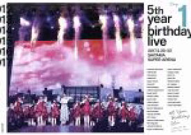 【中古】 5th YEAR BIRTHDAY LIVE 2017.2.20−22 SAITAMA SUPER ARENA Day1(通常版) /乃木坂46 【中古】afb