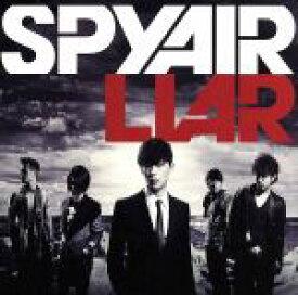 【中古】 LIAR(初回限定盤)(DVD付) /SPYAIR 【中古】afb