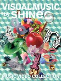 【中古】 VISUAL MUSIC by SHINee〜music video collection〜(UNIVERSAL MUSIC STORE限定版)(Bl 【中古】afb