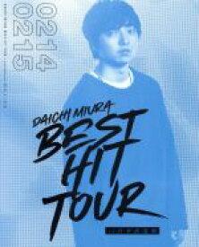 【中古】 DAICHI MIURA BEST HIT TOUR in 日本武道館 2/14(水)公演+2/15(木)公演(Blu−ray Disc) /三浦大知 【中古】afb