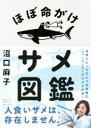 【中古】 ほぼ命がけサメ図鑑/沼口麻子(著者) 【中古】afb