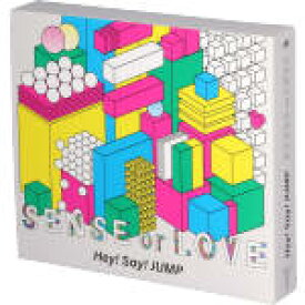 【中古】 SENSE or LOVE(初回限定盤)(DVD付) /Hey! Say! JUMP 【中古】afb