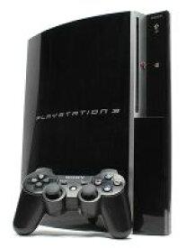 【中古】 【箱説なし】PlayStation3(80GB):クリアブラック(CECHL00) /本体 【中古】afb