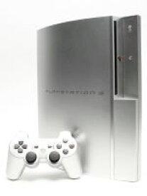 【中古】 【箱説なし】PlayStation3(80GB):サテンシルバー(CECHL00SS) /本体 【中古】afb