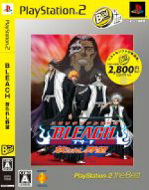 【中古】 BLEACH 〜放たれし野望〜 PlayStation2 the Best /PS2 【中古】afb