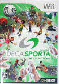 """【中古】 デカスポルタ Wiiでスポーツ""""10""""種目! /Wii 【中古】afb"""