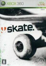 【中古】 スケート /Xbox360 【中古】afb