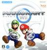 【中古】afb【同梱版】マリオカートWii(Wiiハンドル付)(Wiiハンドル付)/