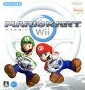 【中古】 【同梱版】マリオカートWii /Wii 【中古】afb