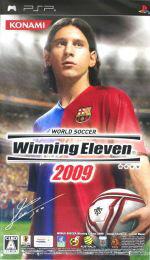 【中古】 ワールドサッカー ウイニングイレブン2009 /PSP 【中古】afb