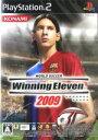 【中古】 ワールドサッカー ウイニングイレブン2009 /PS2 【中古】afb