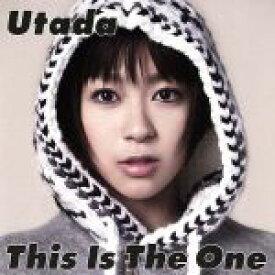 【中古】 This Is The One/ディス・イズ・ザ・ワン /Utada(宇多田ヒカル) 【中古】afb