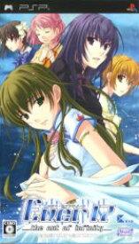 【中古】 Ever17 〜the end of infinity〜 Premium Edition /PSP 【中古】afb