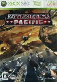 【中古】 BattleStations:Pacific /Xbox360 【中古】afb