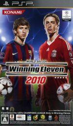 【中古】 ワールドサッカー ウイニングイレブン2010 /PSP 【中古】afb