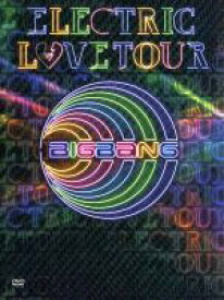 【中古】 ELECTRIC LOVE TOUR 2010 /BIGBANG 【中古】afb