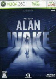 【中古】 Alan Wake(アランウェイク) リミテッドエディション /Xbox360 【中古】afb
