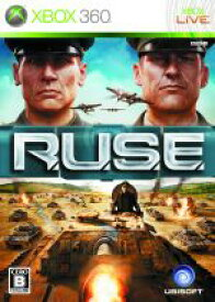 【中古】 R.U.S.E.(ルーズ) /Xbox360 【中古】afb