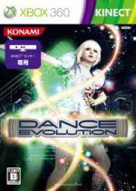 【中古】 ダンスエボリューション /Xbox360 【中古】afb