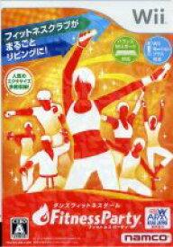 【中古】 Fitness Party /Wii 【中古】afb
