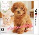 【中古】 nintendogs +cats トイ・プードル&Newフレンズ /ニンテンドー3DS 【中古】afb