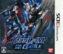 【中古】 GUNDAM THE 3D BATTLE /ニンテンドー3DS 【中古】afb