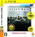 【中古】 HEAVY RAIN −心の軋むとき− PlayStation3 the Best /PS3 【中古】afb