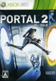 【中古】 ポータル2 /Xbox360 【中古】afb
