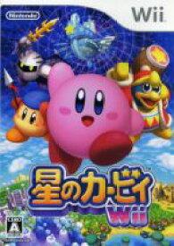 【中古】 星のカービィ Wii /Wii 【中古】afb