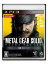【中古】 METAL GEAR SOLID ピースウォーカー HD エディション /PS3 【中古】afb