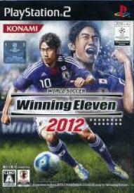 【中古】 ワールドサッカー ウイニングイレブン2012 /PS2 【中古】afb