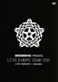 "【中古】 BIGBANG PRESENTS""LOVE&HOPE TOUR 2011"" /BIGBANG 【中古】afb"