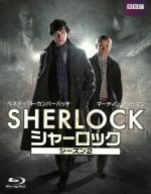 【中古】 SHERLOCK/シャーロック シーズン2 Blu−ray BOX(Blu−ray Disc) /ベネディクト・カンバーバッチ,マーティン・フリーマン,ル 【中古】afb