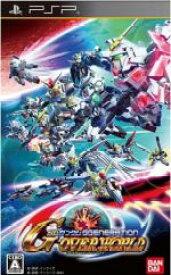 【中古】 SDガンダム Gジェネレーション オーバーワールド /PSP 【中古】afb