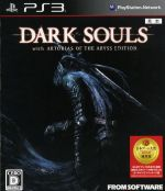 【中古】 DARK SOULS with ARTORIAS OF THE ABYSS EDITION /PS3 【中古】afb