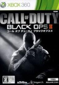 【中古】 コール オブ デューティ ブラックオプスII(字幕版) /Xbox360 【中古】afb