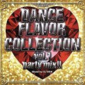 【中古】 DANCE FLAVOR COLLECTION vol.1 party mix /DJ MSK(MIX),NELSON & minamii,HALCA,m 【中古】afb